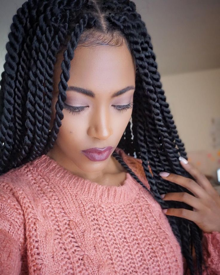 Benefits Of Crochet Box Braids : Box braids