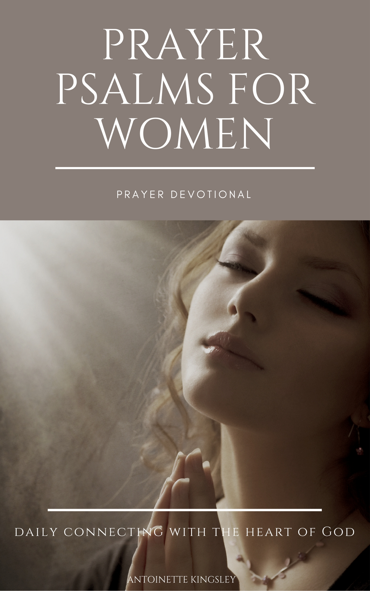 prayer psalms for women
